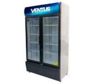 VISICOOLER VENTUS DE 2 PUERTAS 800 LTS MOD VC-800L